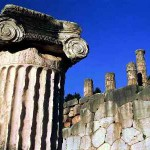 Delphi archaiological site