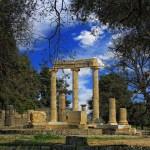 Olympia arc. site