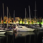 Marina in piraeus
